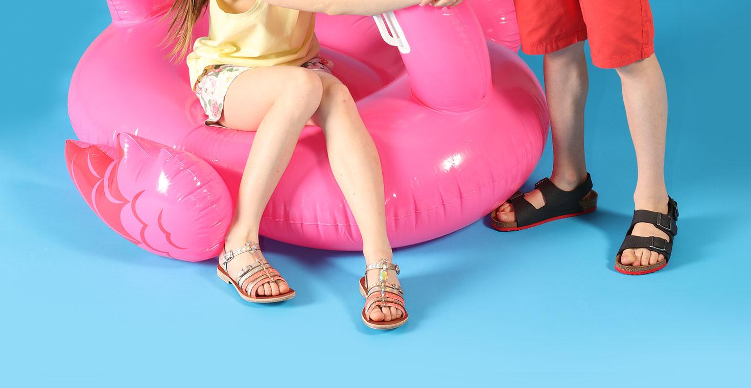 涼鞋 & 拖鞋