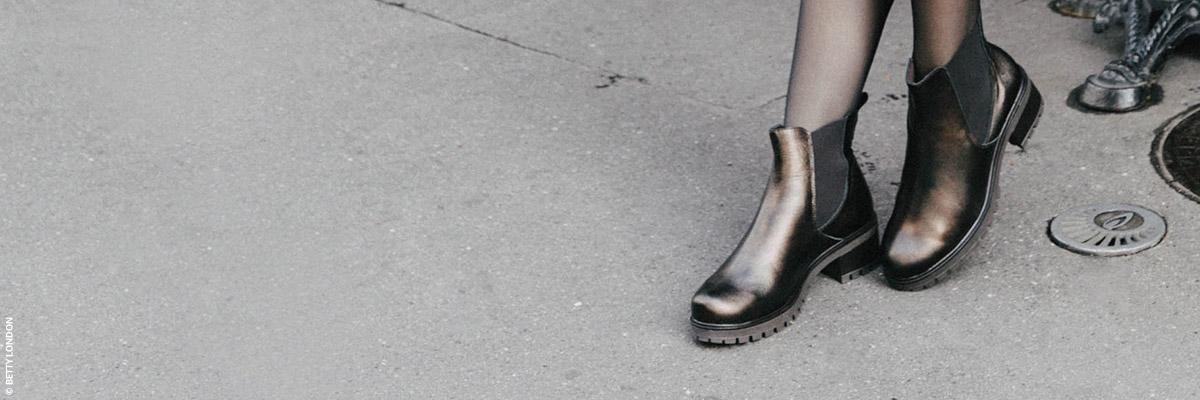 长筒靴还是短靴?